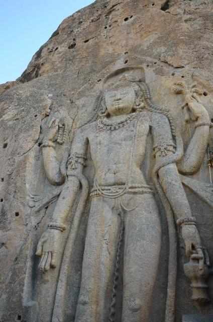 ムルベクの磨崖仏