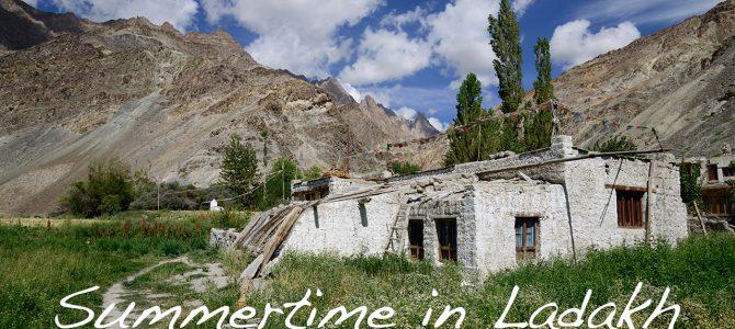 写真展「Summertime in Ladakh」開催のお知らせ