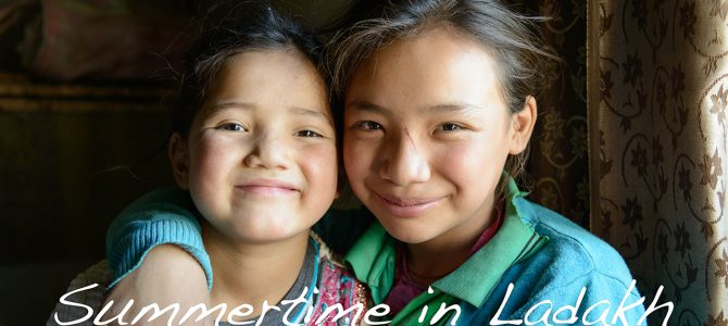 写真展「Summertime in Ladakh」好評開催中です!