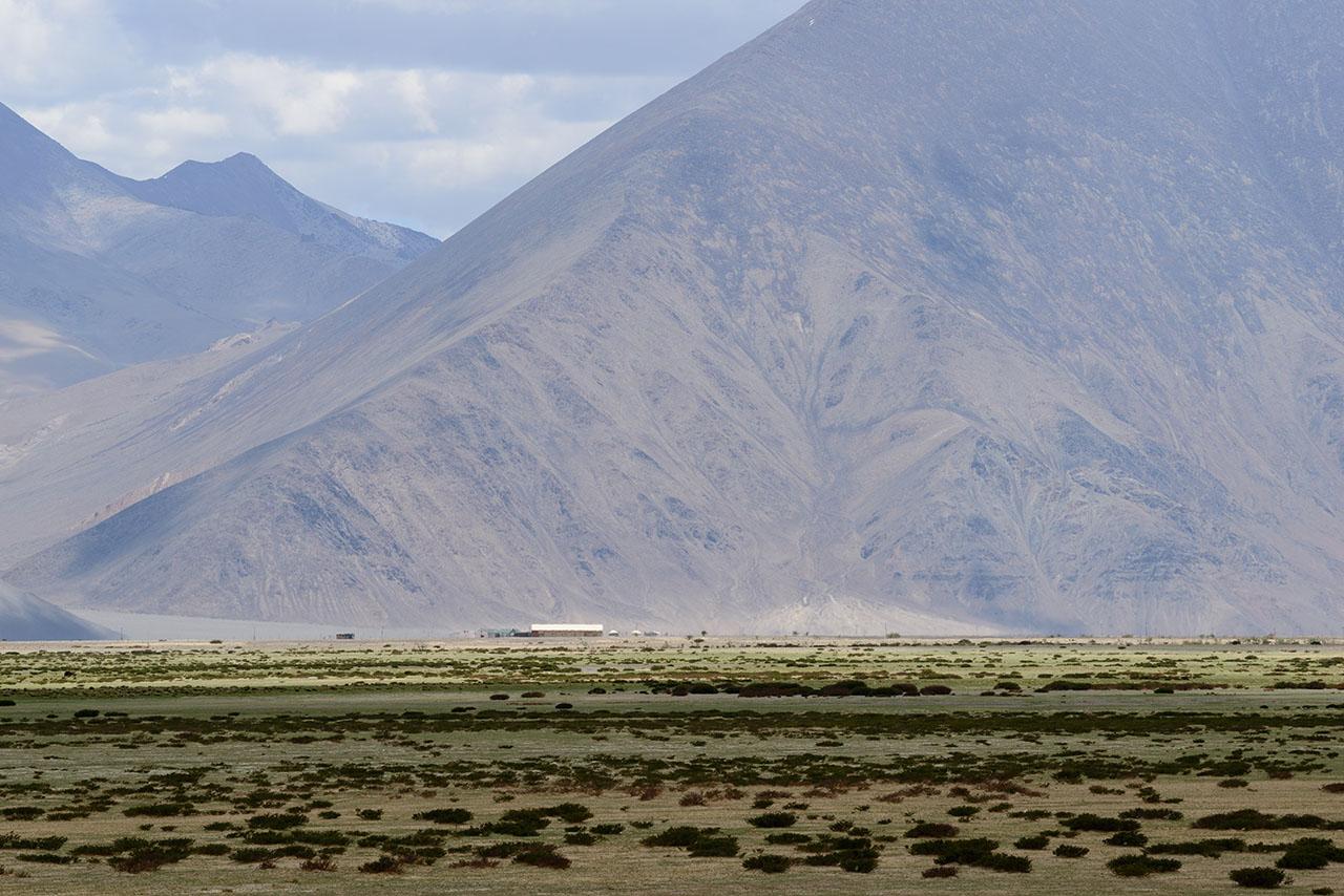 ラダック東部でのインド軍と中国軍の衝突について